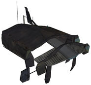 Combine bunker top
