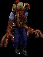 Zombie barney