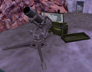 Black ops mortar