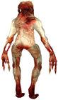 Zombie assassin back