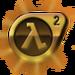 Half Life 2 Badge 4