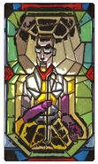 Gordon stained glass