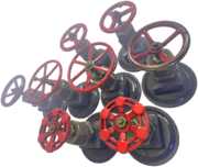 The Lab Valve Demo Room valves
