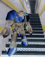 Datacore stairs