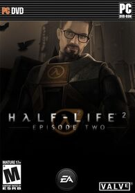 Half Life 2 Episode Two Cover