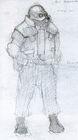 Overwatch soldier bw