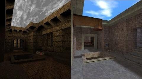 Half-Life Quake - Snark Pit DCDM3 Comparison