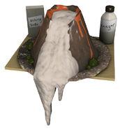 Heather's volcano