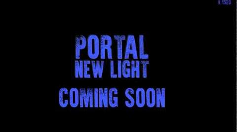Portal New Light -The Portal 2 Mod - Teaser