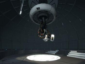 Portal 2 (GLaDOS)