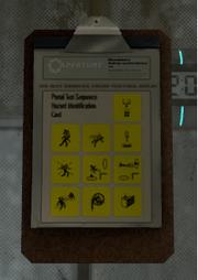 Kuchenverweis in Portal 2