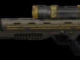 Парализующая снайперская винтовка