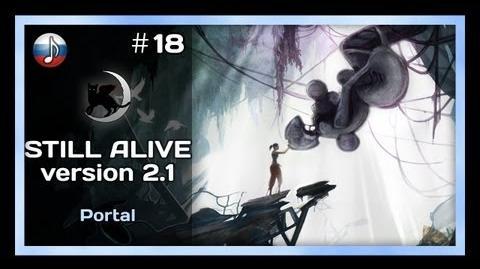 NyanDub 18 Portal - Still Alive (RUS) ver.2