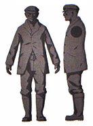The Fisherman character sheet