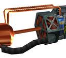 Tau-Kanone