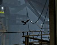 Flying Crow Test Shaft 09 Portal 2
