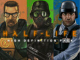 Half-Life High Definition Pack