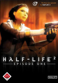 Half Life 2 Episode One Cover