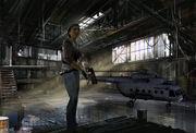 Hangar concept