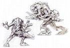 Alien slaves concept