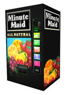 Black Mesa minute maid machine