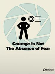 Aperture poster