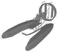 Watercraft model