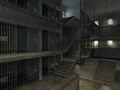 Prison block cells