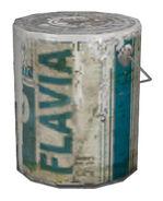 Flavia can