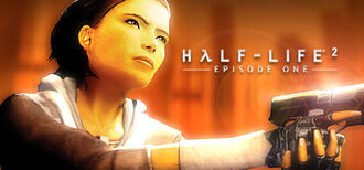 Half-Life 2 Episode One header