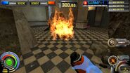 Fire Grenade Flame