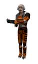 HEVSci 1 with shotgun