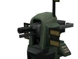 Портативный пулемёт HECU