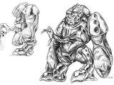 Пехотинец пришельцев