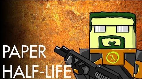 Paper Half-Life