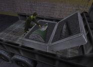 G-Man bomb activate