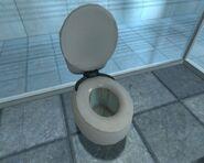 Туалет Portal
