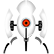 Portal 2 Emoticon p2turret