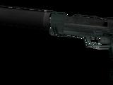 9-мм пистолет с глушителем