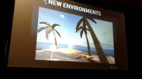 Original Portal 2 Opening Sequence - GDC 2012