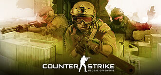 Counter-Strike Global Offensive header