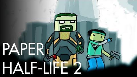Paper Half-Life 2