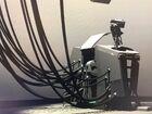 Combine cable management 2