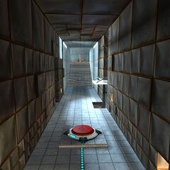 Ultrabotón en la Cámara de Pruebas 14