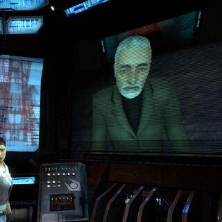 Grabación de Breen vista en Episode One