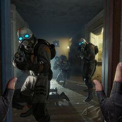 Soldados en Half-Life: Alyx