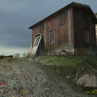 Casa Abandonada en la Costa
