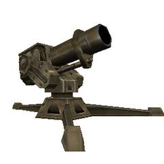 El modelo del mortero
