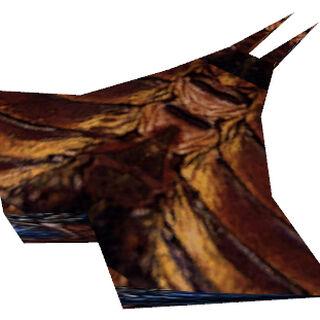 Modelo de la nave de descenso