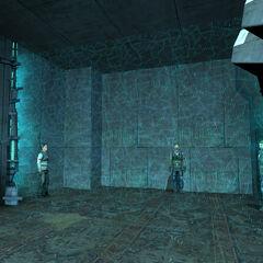 Cápsulas de Prisioneros en el Nexo Overwatch